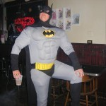 captain bat man